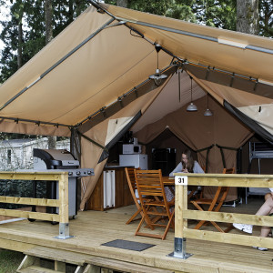 Photo Reportage camping HPA