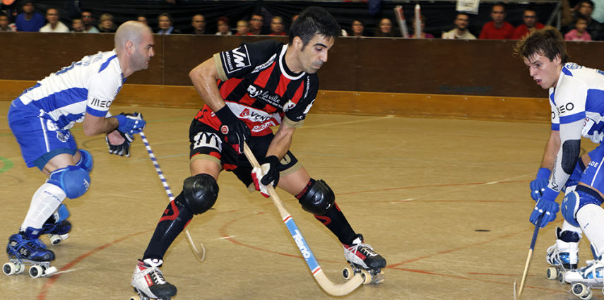 Reportage photo Rink Hockey La Roche-sur-Yon