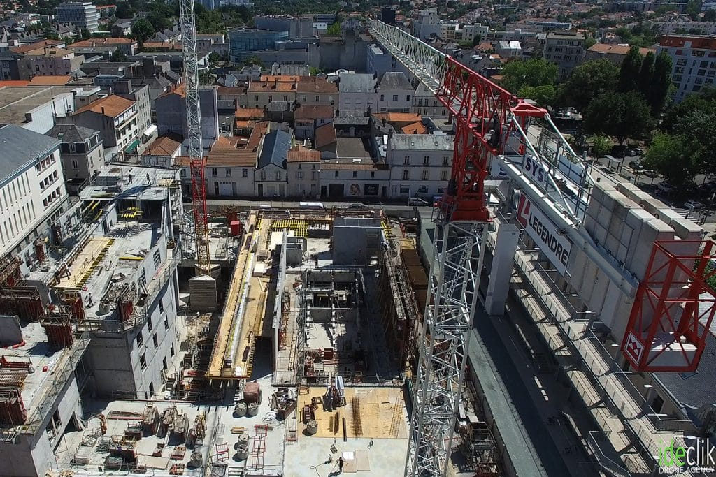 Vidéo drone Vendée rétrospective 2015